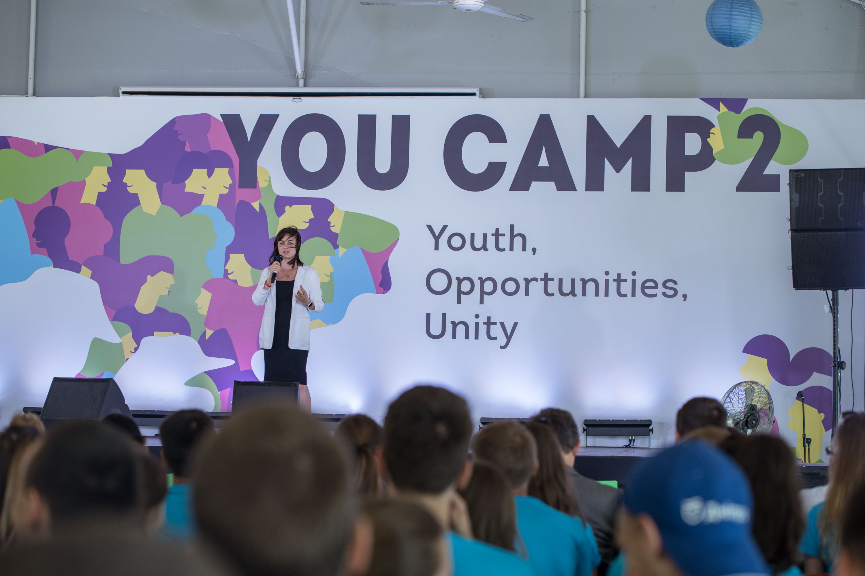 «YOU Camp – Youth, Opportunities, Unity» - 2018