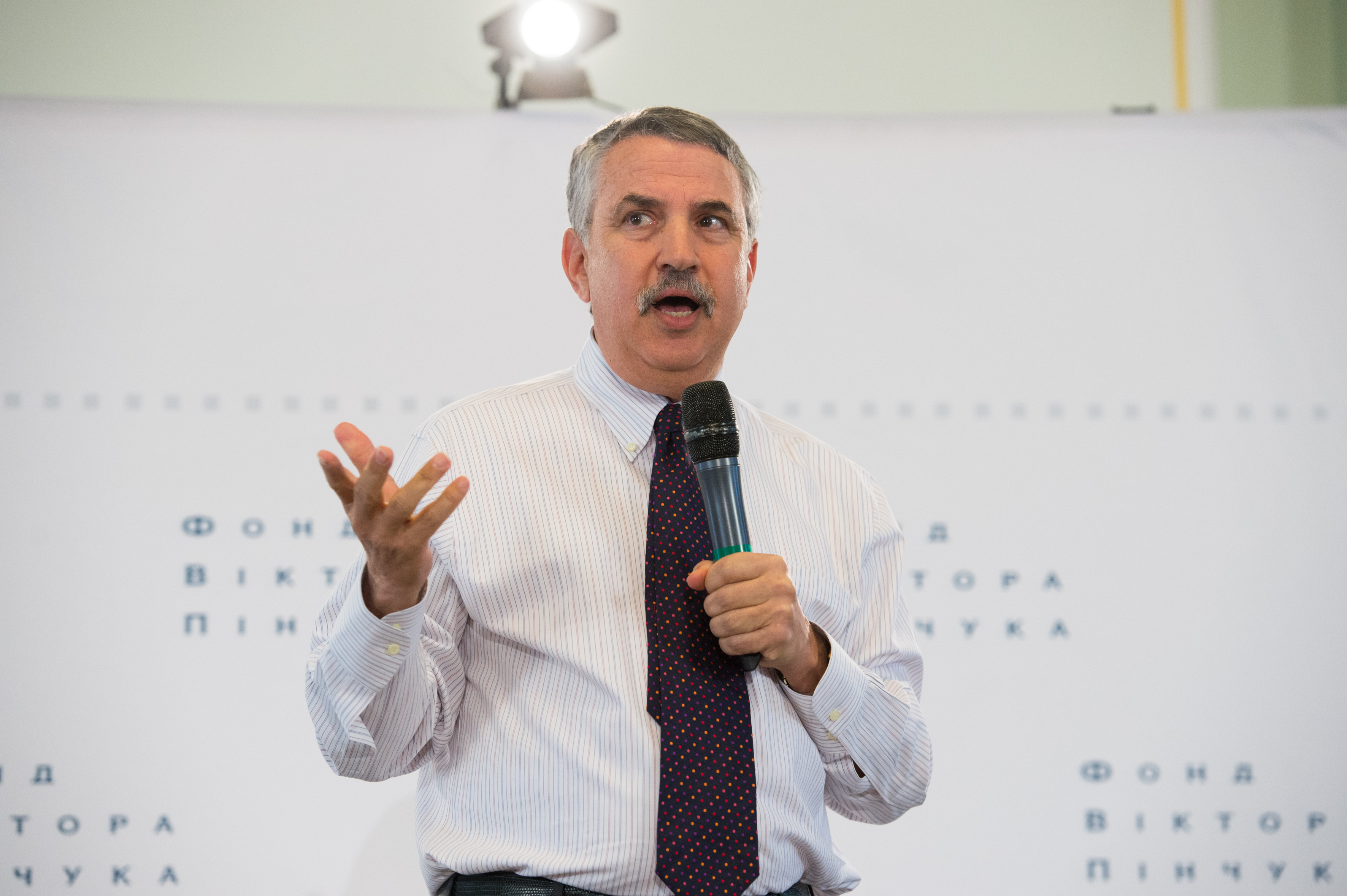 "Thomas Friedman Public Lecture ""A Brief Theory of Everything"""