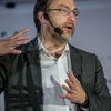 "Wikipedia founder Jimmy Wales, at the invitation of the Victor Pinchuk Foundation, gave a Public Lecture ""The Internet: Changing Tomorrow"""