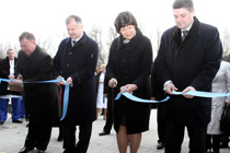 "Opening of the 29th neonatal centre ""Cradles of Hope"" (Rivne city)"