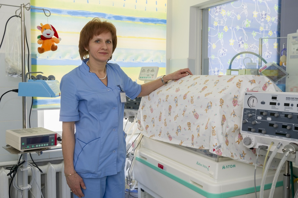 Opening of the 24th Neonatal Centre