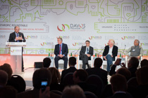 7th Philanthropic Roundtable of the Victor Pinchuk Foundation in Davos